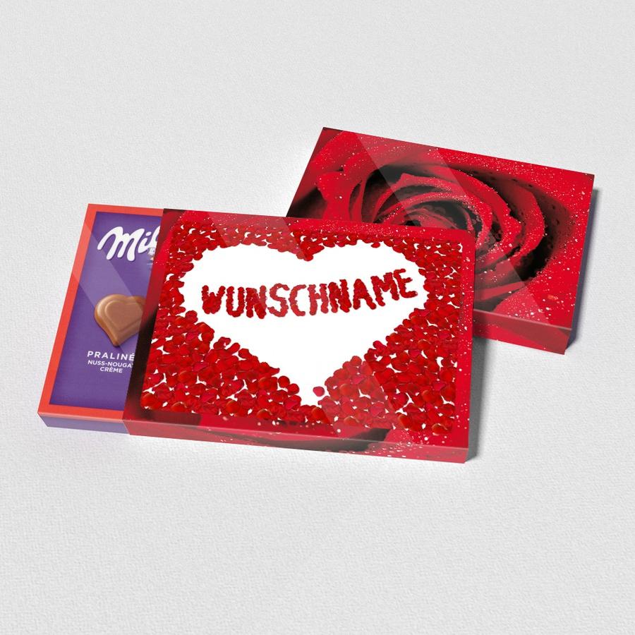 Personalisierte Süßigkeiten mit Namen oder eigenem Foto